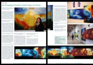 Miteinander Jg.3 Nr.1 März bis Mai 2013 Interview