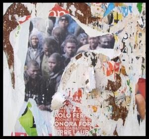 SPQR I Refugees Via Giulia ROME