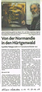 Vossenack Presse kl.